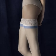 Fiore Innocent blue band hold-ups