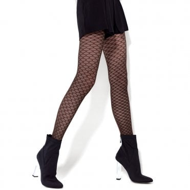 3ffe3adca Kim chainlink pattern tights - END OF LINE - SAVE 30%