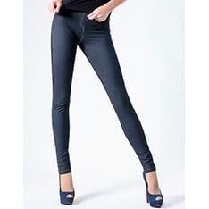 Leggy Jeans model 4 cut-and-sewn leggings