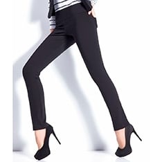 Leggy Univers model 1 cut-and-sewn leggings