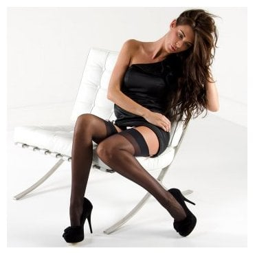 Nylonica Linea Classica Sheer 15 stockings - classic colours