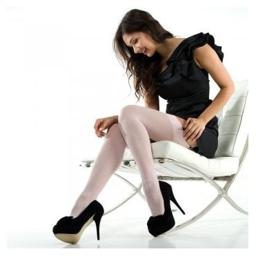 Nylonica Linea Lusso Microfibre 55 opaque stockings - classic colours