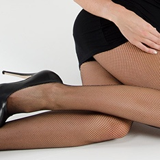 Linea Sensuale Net tights