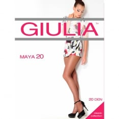 Giulia Maya 20 Classic Line sheer-to-waist tights
