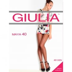 Giulia Maya 40 Classic Line sheer-to-waist tights - Special Offer