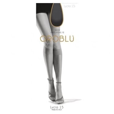 Oroblu Mi Bas Lycia sheer knee highs