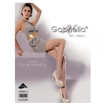 Gabriella Miss Gabriella 15 sheer tights