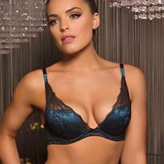 Olympia VIP High Apex plunge bra - SAVE 60%!