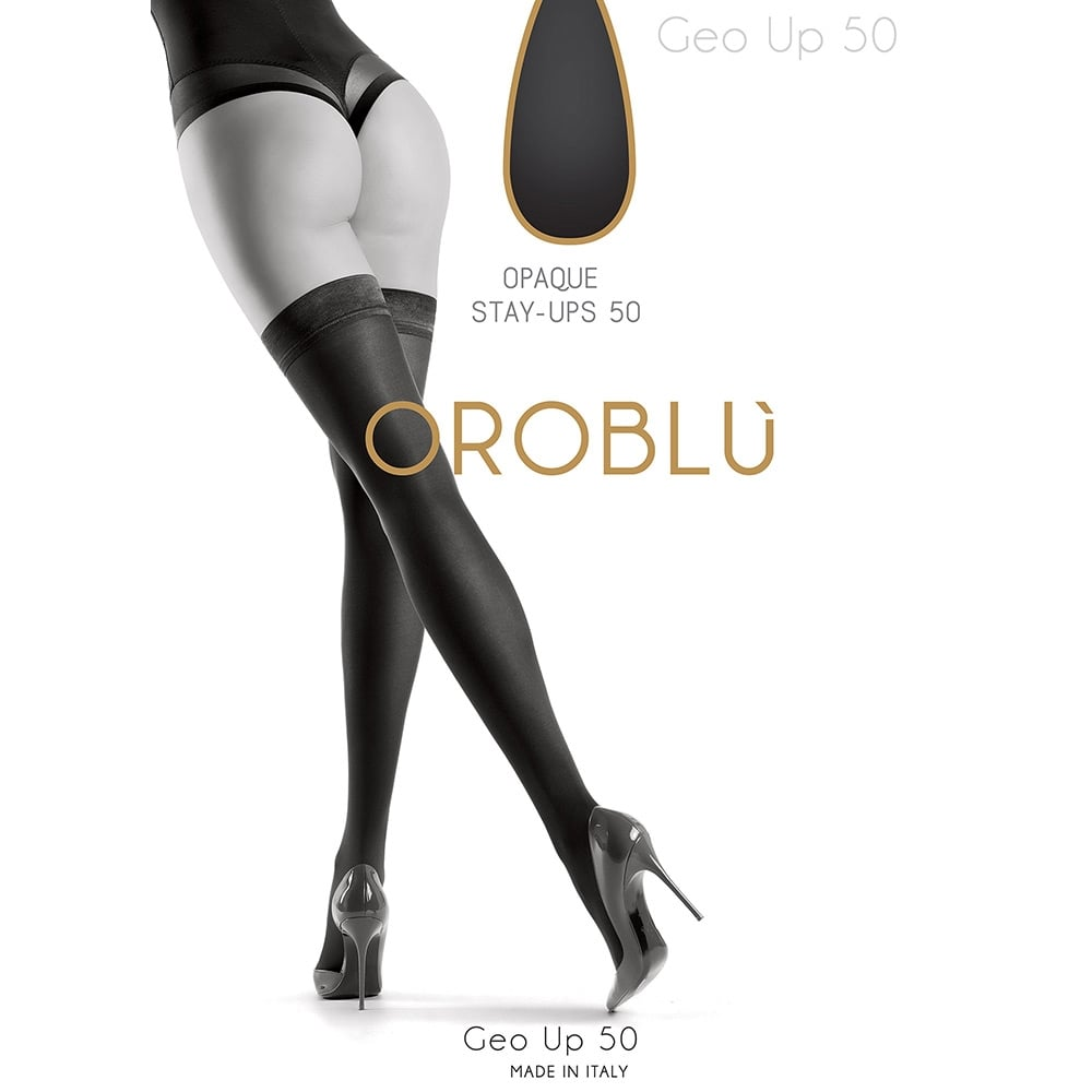 7759334400c8ed Oroblu Bas Geo Hold-Ups At Tights And More, The Oroblu Hold-Ups Shop