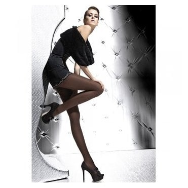 Fiore Paula microfibre opaque tights - end of line colour - SAVE 30%!