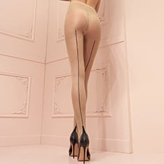 Pennac seamed tights