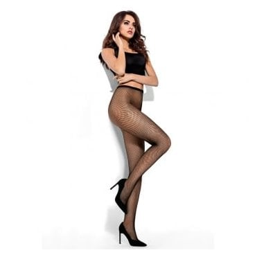 Mona Rete fishnet tights
