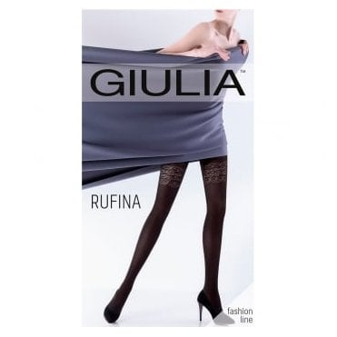 Giulia Rufina model 10 opaque tights