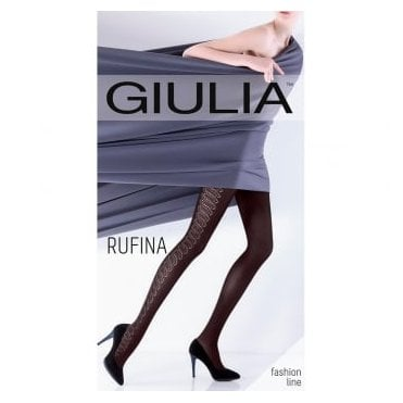 Giulia Rufina model 11 opaque tights