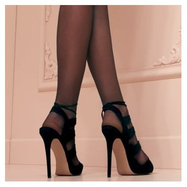 Trasparenze Scandal sheer suspender tights