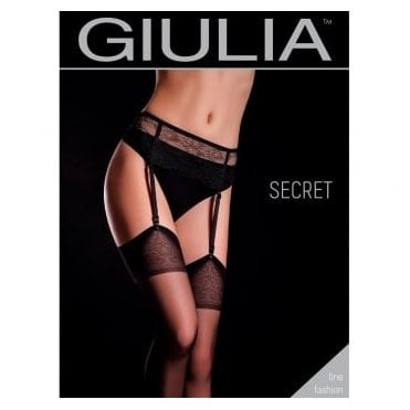 Giulia Secret 20 model 1 stockings