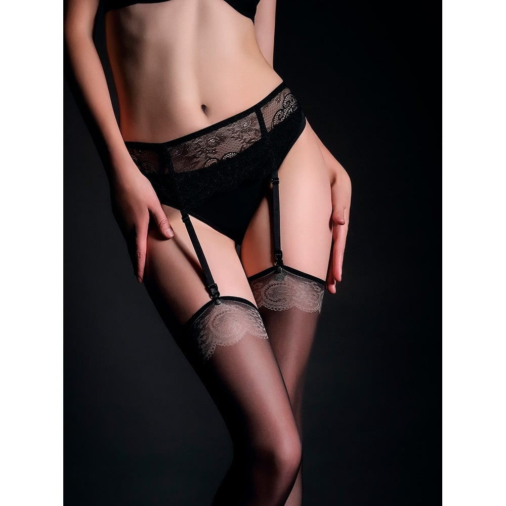 Giulia Secret 20 model 7 stockings