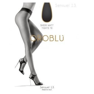 Oroblu Sensuel 13 ultra-sheer tights - SAVE 12%