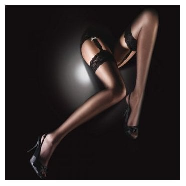 Aristoc Sensuous luxury lace top stockings