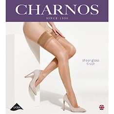 Sheer Lustre gloss hold-ups