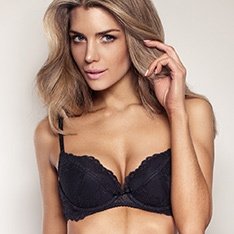 Superboost Lace plunge bra - SAVE 52%!