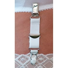 suspender clip - long