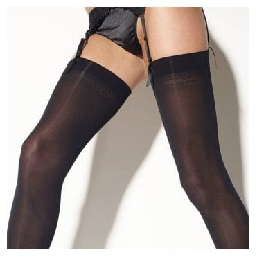 Girardi Tomorrow microfibre opaque stockings