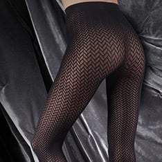 Ultimates Catherine seamless ladder-proof tights