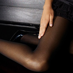 ultra-fine micronet tights