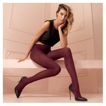 Trasparenze Wilma cotton opaque tights